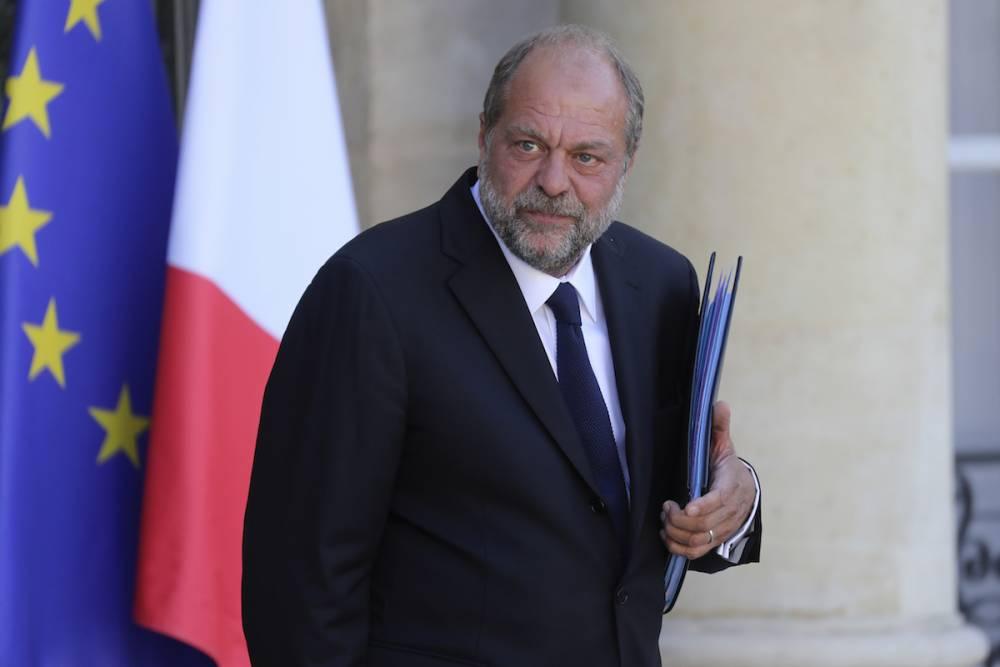 Éric Dupond-Moretti , ministre de la Justice, ©  LUDOVIC MARIN / AFP