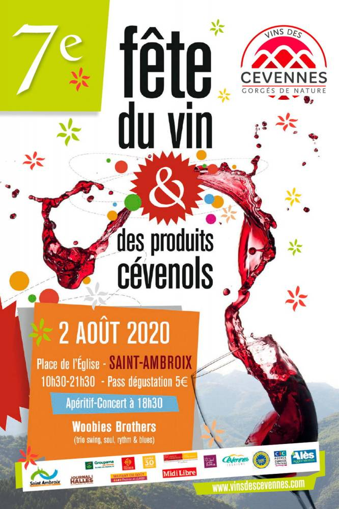 Cévennes, vin ©  DR