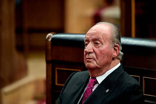 Juan Carlos en décembre 2018 (photo d'illustration).