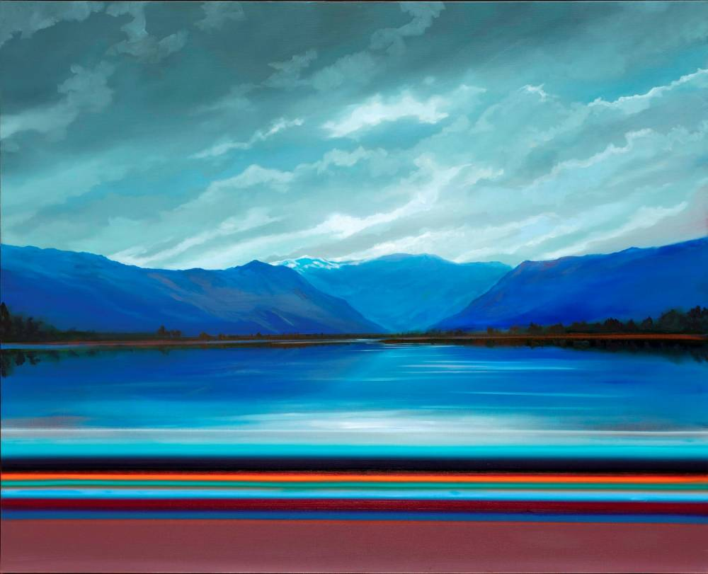 paysage, art, expo ©  @olivier masmonteil