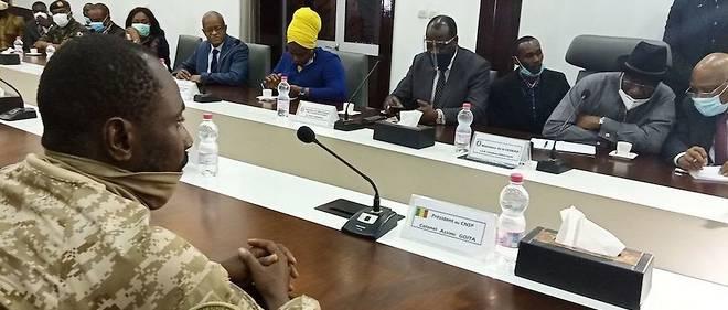 Mali : ce qu'il faut retenir des négociations entre la Cedeao et ...