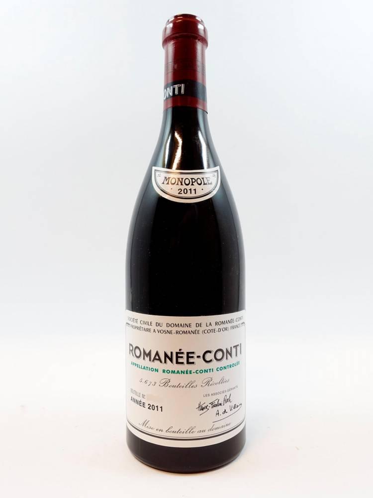 Romanée-Conti ©  Artcurial