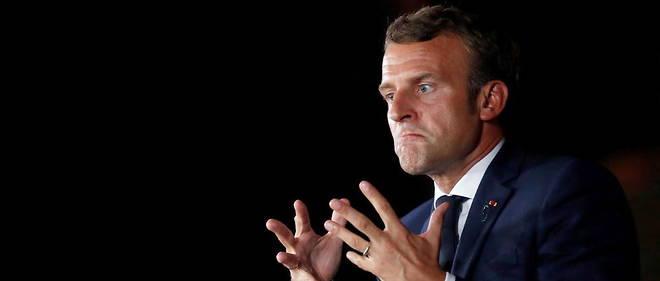 Liban : Macron s'en prend à un journaliste du « Figaro » après la  publication d'un article - Le Point
