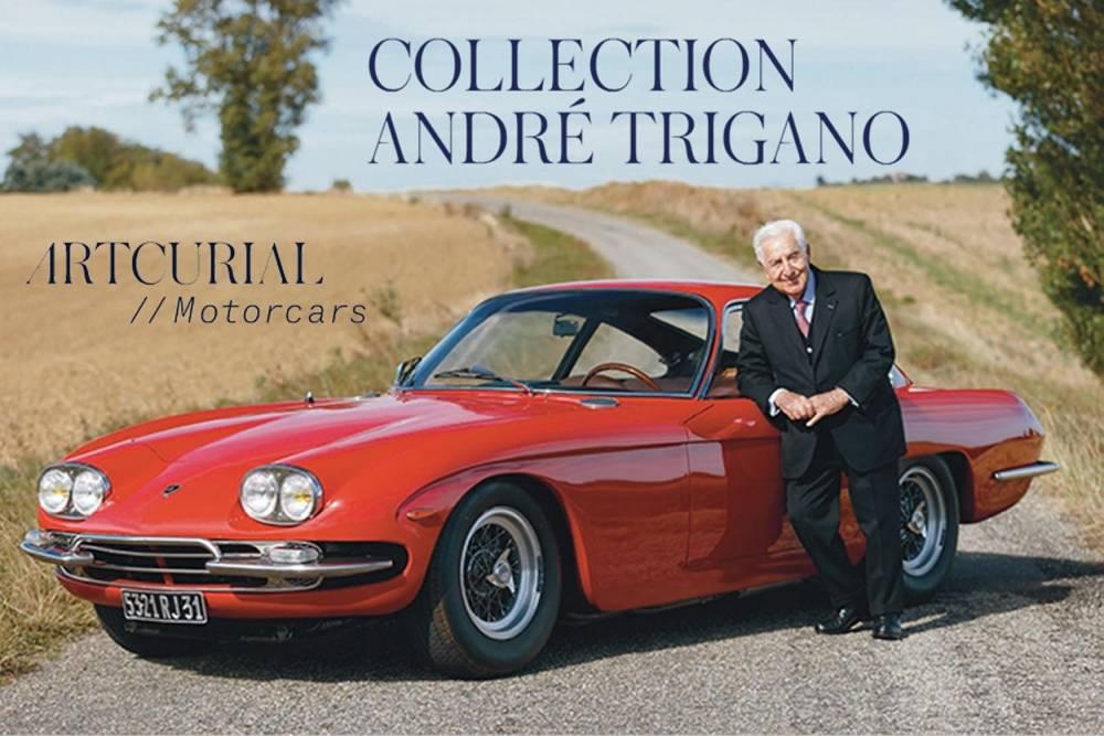 voitures, collection, enchères ©  Artcurial