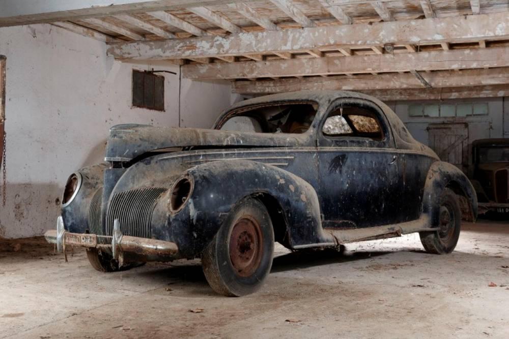 voiture, enchère ©  Artcurial