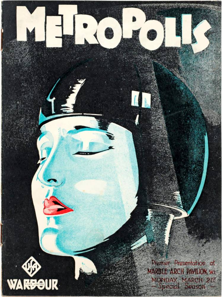 Fritz Lang ©  DR