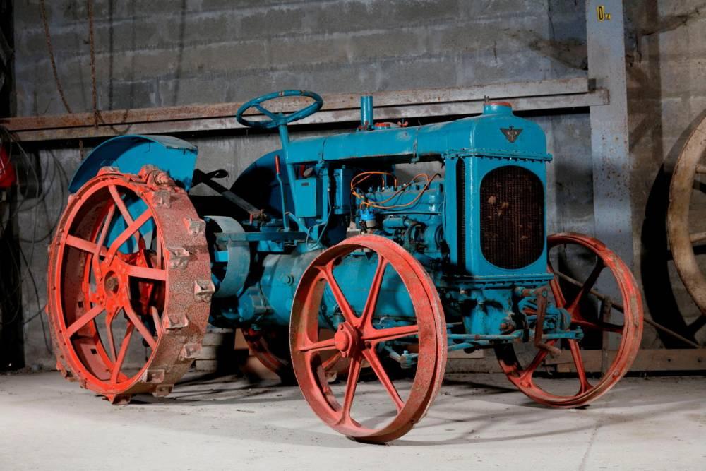 tracteur, enchères ©  Artcurial