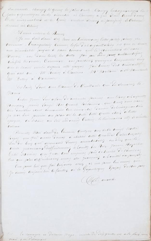 manuscrit ©  fauveparis
