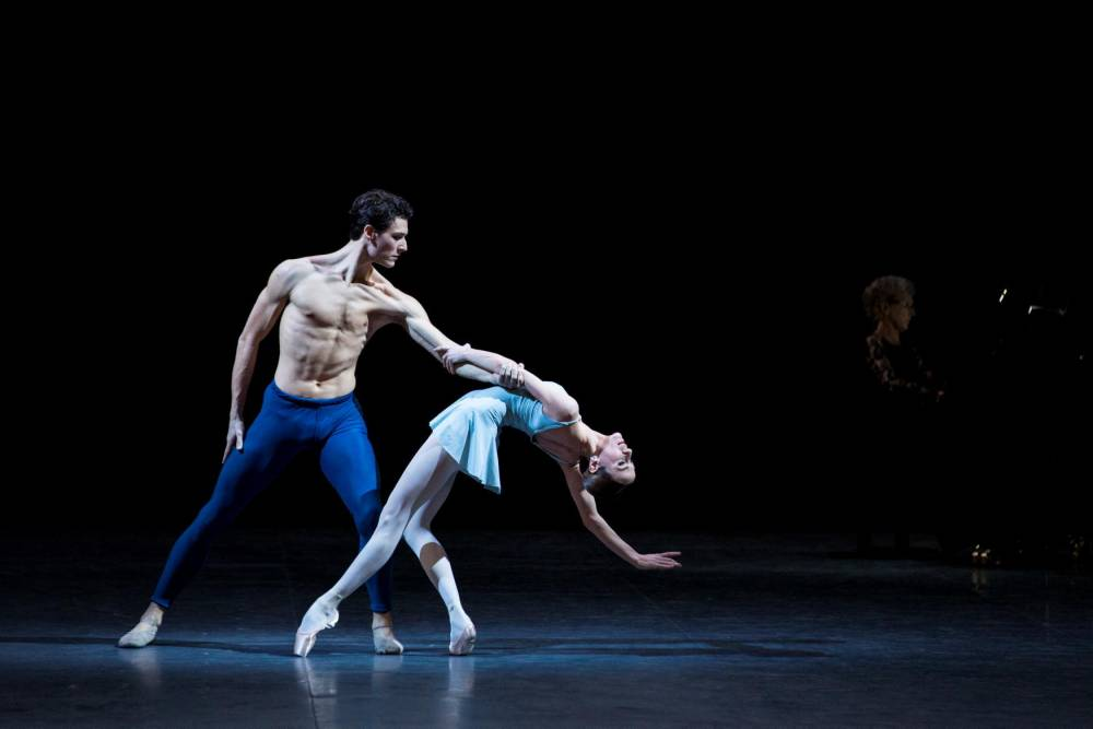 danse, spectacle ©  Eléna Bauer - Opéra national de Paris / Eléna Bauer - Opéra national d