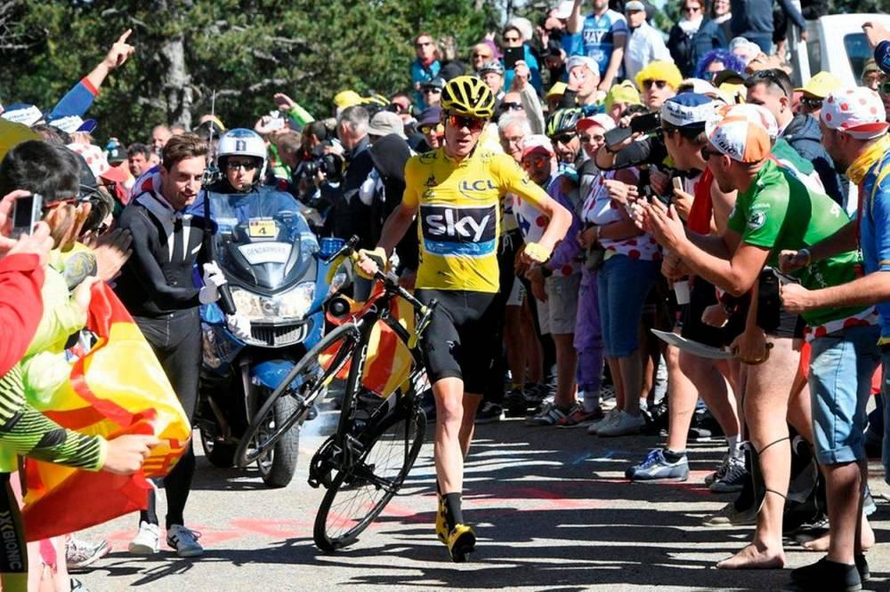 cyclisme ©  Bernard Papon/L'Equipe