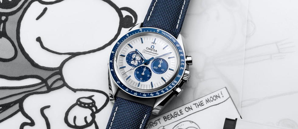 Omega : Snoopy relance la mission Apollo 13