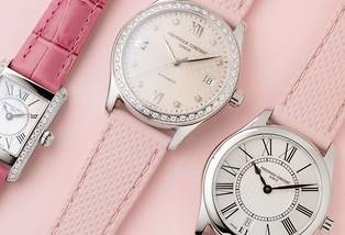 "<p style=""text-align:justify"">Montres Frederique Constant Classics Carree Ladies, Ladies Automatic et Classics Ladies Quartz. <p style=""text-align:justify"">"