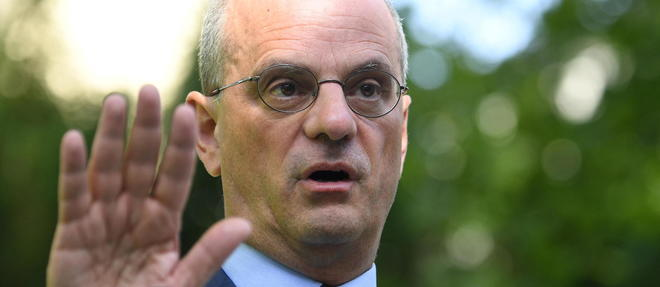 Jean-Michel Blanquer va donner le coup d'envoi du Grenelle de l'education. (illustration)