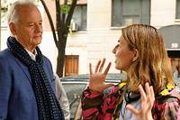 Bill Murray et Sofia Coppola dans le film « On the Rocks »