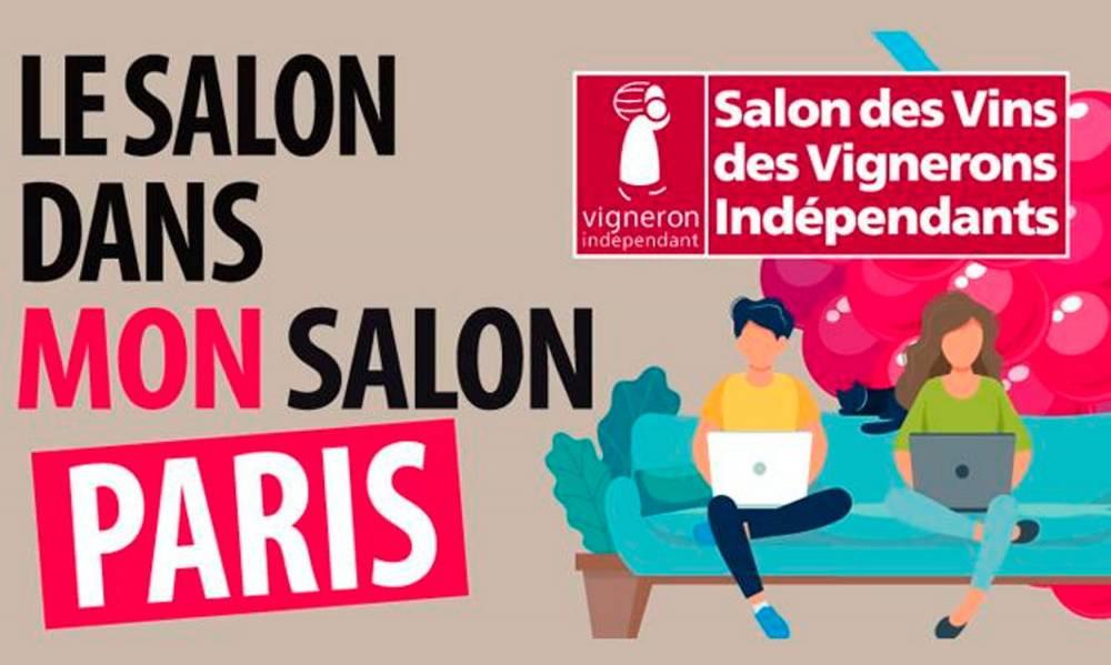 salon des vignerons indépendants ©  DR