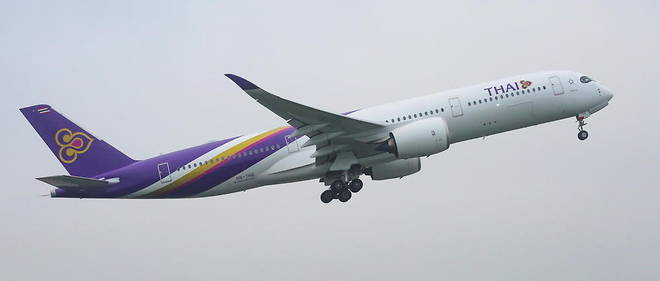 La compagnie aerienne Thai Airways propose un vol special qui survole 99 sites sacres bouddhistes dans 31 provinces de la Thailande. (Photo d'illustration)
