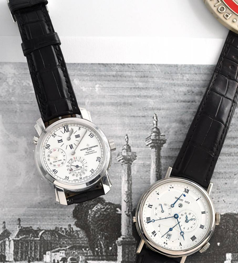 montres ©  DR