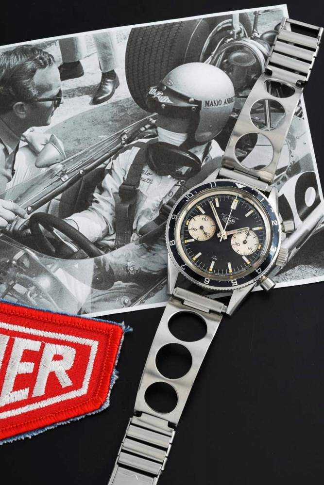 TAG Heuer ©  DR