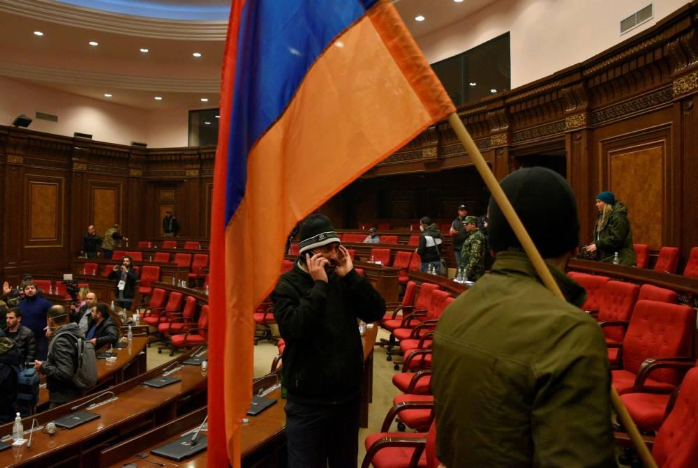 Arménie ©  KAREN MINASYAN / AFP