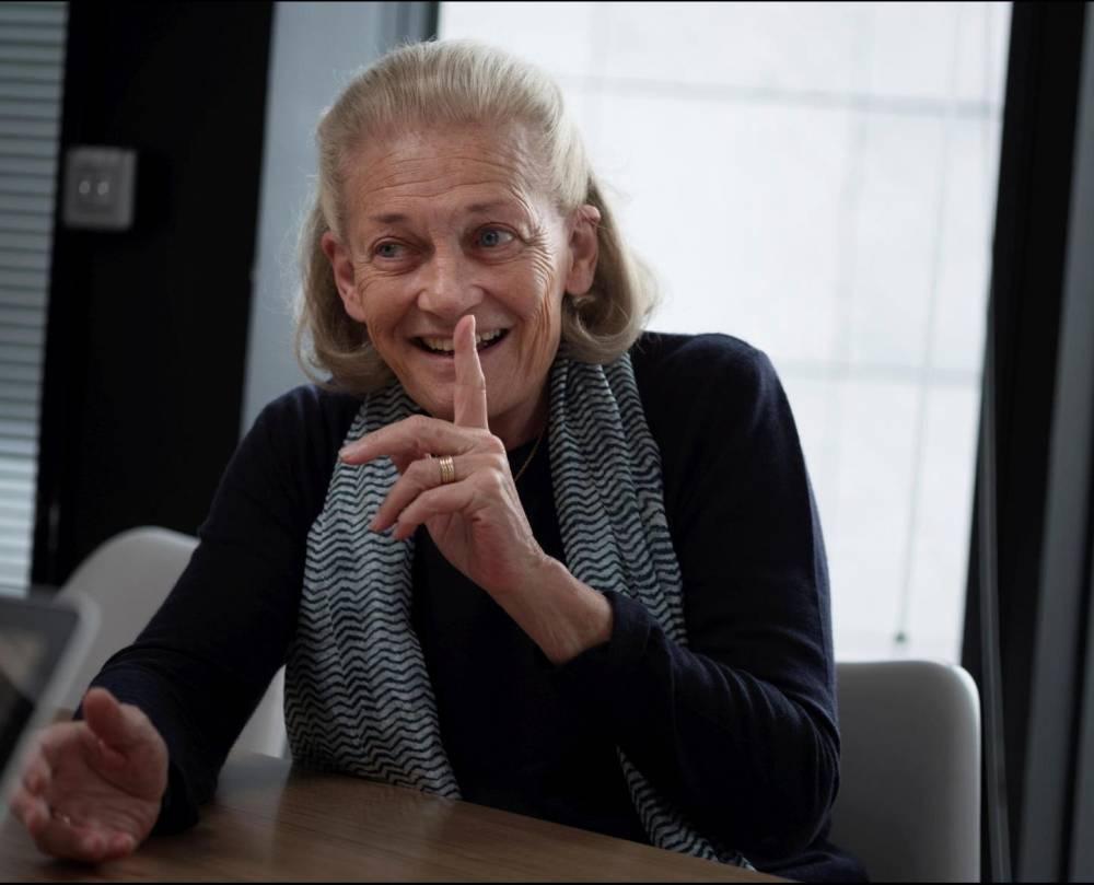 Elisabeth Badinter, féminisme, Marie-Thèrèse d'Autriche ©  Khanh Renaud pour « Le Point »