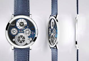 Grand Prix de l'Aiguille d'or<br /> Piaget, <em>Altiplano Ultimate Concept</em>