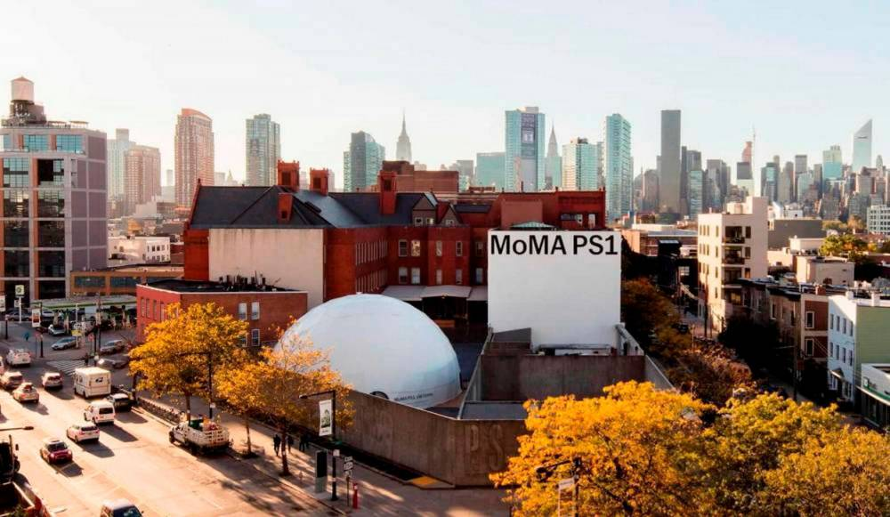 Moma ©  French District