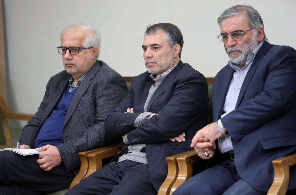 -Mohsen-Fakhrizadeh-Iran-assassiné- ©  /AP/SIPA / SIPA / /AP/SIPA
