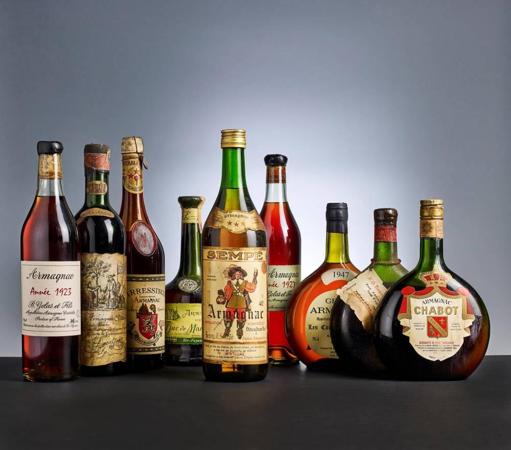 alcool, enchères ©  Steve Savarin