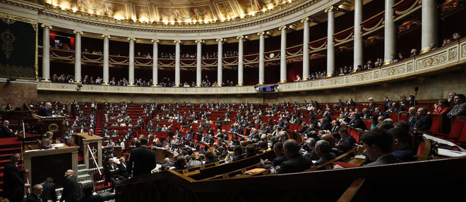L'Assemblee nationale examine actuellement la proposition de loi concernant l'adoption d'enfants (photo d'illustration).