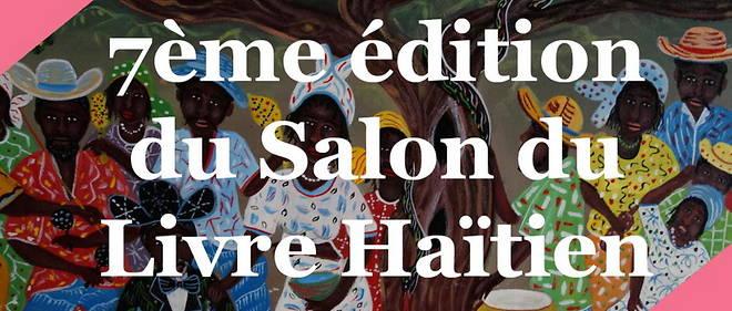 Salon du livre haitien samedi 5 et dimanche 6 decembre de 17 heures a 19 heures