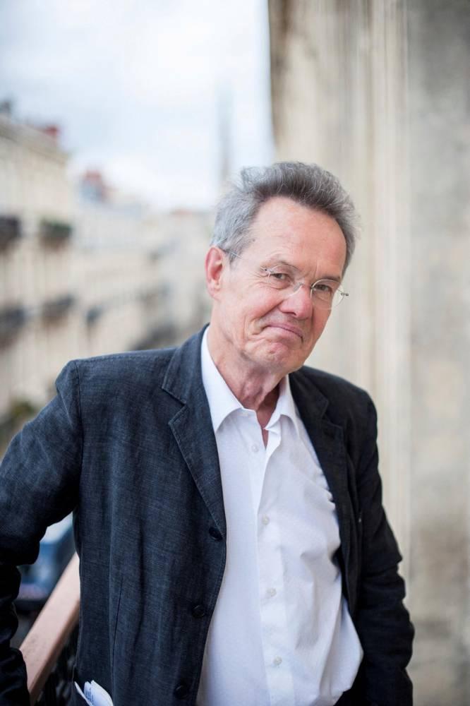 Jean-Paul Kauffmann, écrivain, Napoléon, ©  Yohan Terraza/Hans Lucas/AFP