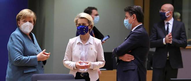 Au dernier jour de la presidence allemande de l'Union europeenne, Hans-Dieter Lucas dresse le bilan d'une annee difficile mais riche.