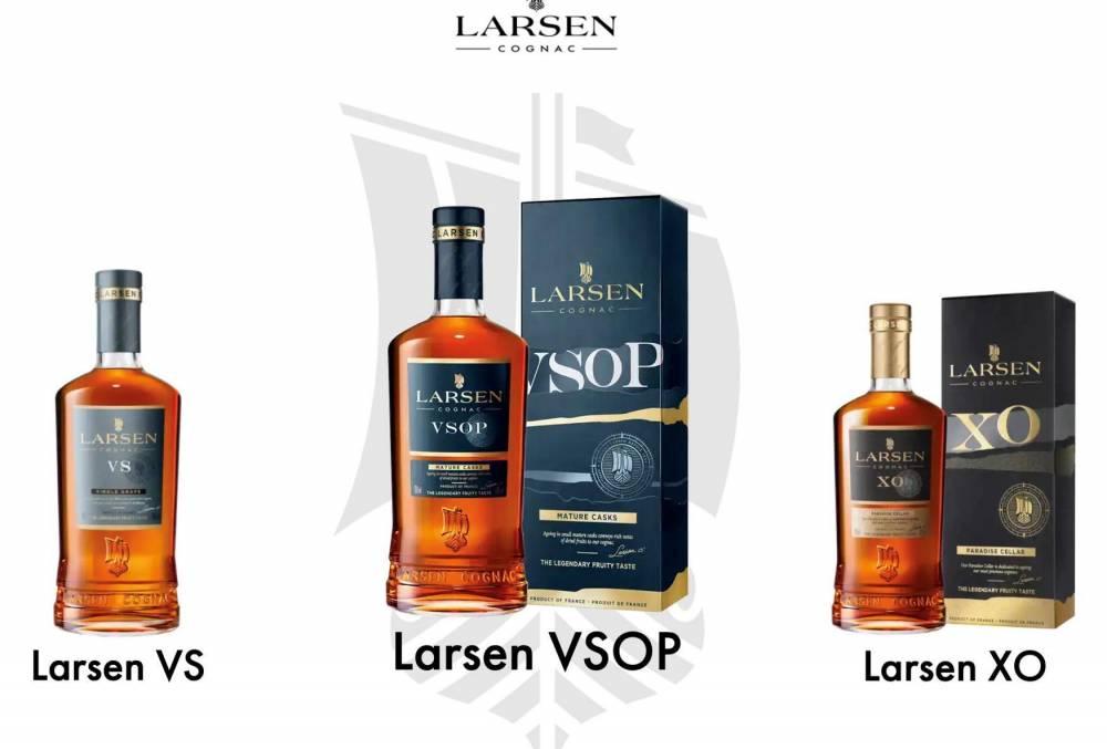 cognac ©  Larsen