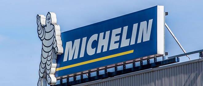 Le groupe Michelin emploie aujourd'hui 21 000 personnes en France (illustration).