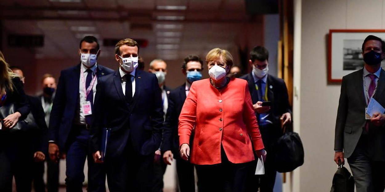 Les dirigeants européens condamnent (presque) tous l'envahissement du  Capitole - Le Point