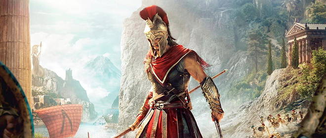 Le jeu video Assassin's Creed Odyssey, sorti en 2018, offre une veritable plongee dans la Grece antique.