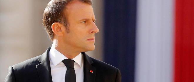 Emmanuel Macron avait annonce une vaste reforme de l'assurance chomage pendant sa campagne.