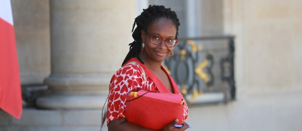 Sibeth Ndiaye devient secretaire generale du groupe Adecco France
