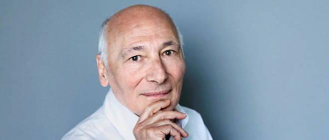 Gabriel Martinez-Gros, professeur d'histoire du monde musulman a l'universite Paris-10.