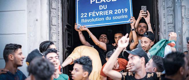 Le 22 fevrier 2019 marquait le declenchement du hirak, mouvement de protestation contre le cinquieme mandat du president dechu Bouteflika et tout un systeme.