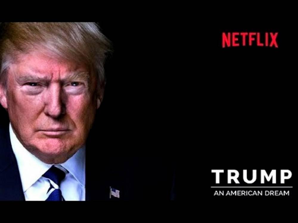 Trump, un rêve américain ©  Netflix