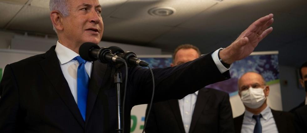 Israël : pour virer Bibi, ils sont prêts à s'allier aux partis arabes !