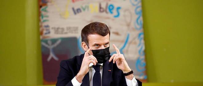 Nous sommes devenus une nation de 66 millions de procureurs , a tempete Emmanuel Macron jeudi, devant un parterre de journalistes.