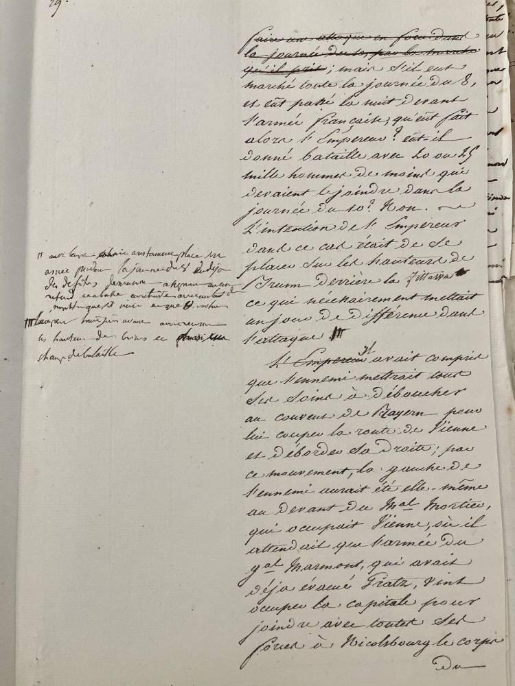manuscrit ©  Arts et Autographes
