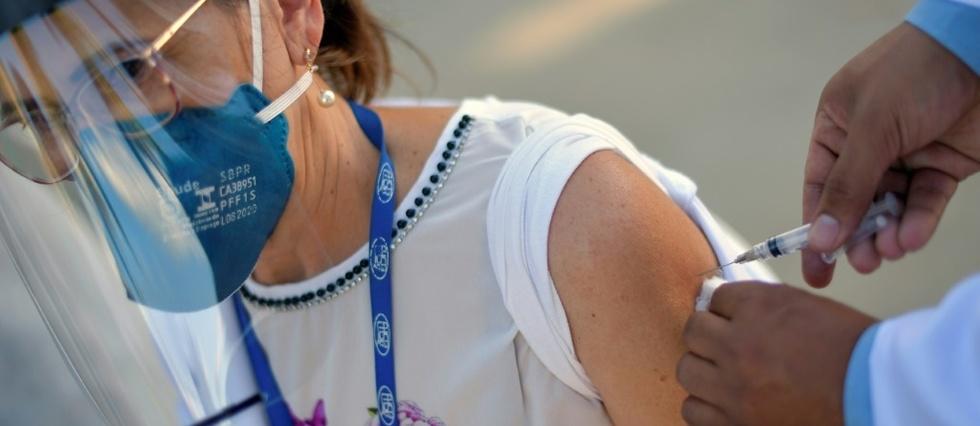 Virus: à peine lancée, la vaccination au Brésil connaît des ratés - Le Point