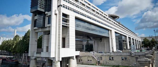 Ministerium für Wirtschaft und Finanzen, Quai de Bercy, Paris.