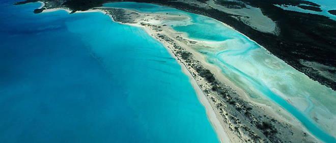 Les trois naufrages ont ete retrouves sur une ile deserte proche des Bahamas. (Photo d'illustration)