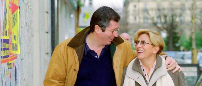 Patrick Balkany a declare sa flamme a son epouse Isabelle pour la Saint-Valentin.