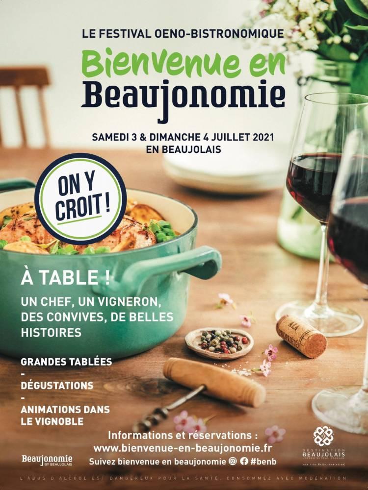 vin ©  Bienvenue en Beaujonomie