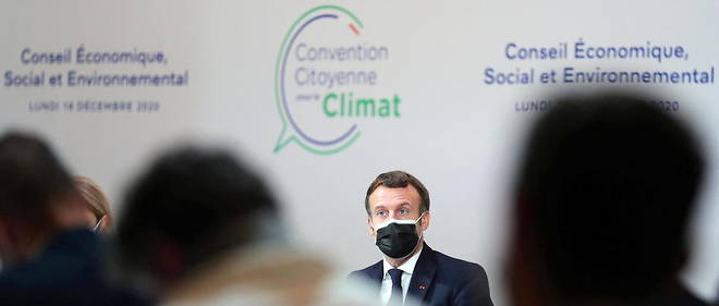 Selon le Haut Conseil pour le climat, le projet de loi climat porte par le gouvernement represente << des opportunites manquees d'accelerer le rythme >> de la transition ecologique.